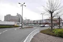 都営地下鉄東西線・南砂町駅前の様子。(2013-03-07,共用部,ENVIRONMENT,1F)