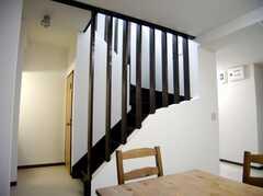 階段の様子。(2007-07-07,共用部,OTHER,1F)