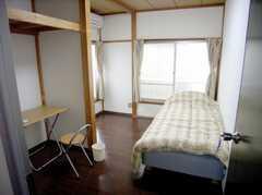 専有部の様子。(206号室)(2007-07-07,専有部,ROOM,2F)