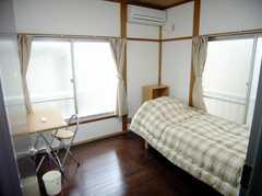 専有部の様子。(205号室)(2007-07-07,専有部,ROOM,2F)