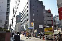 シェアハウス周辺の様子。近隣には飲食店も多いです。(2014-04-16,共用部,ENVIRONMENT,1F)