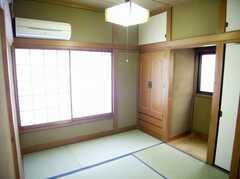 専有部の様子。(203号室)(2007-08-01,専有部,ROOM,2F)