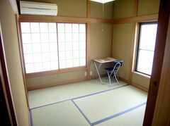 専有部の様子。(202号室)(2007-08-01,専有部,ROOM,2F)