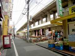 JR総武線亀戸駅(2007-08-01,共用部,ENVIRONMENT,1F)