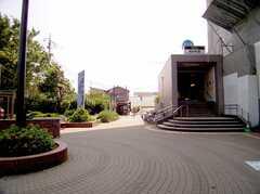 南砂町駅の様子。(2005-08-03,共用部,ENVIRONMENT,)
