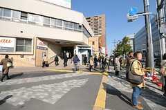 東京メトロ東西線・東陽町駅の様子。(2013-03-15,共用部,ENVIRONMENT,1F)