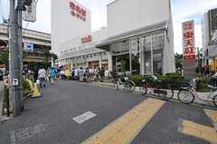 各線・門前仲町駅の様子。(2012-09-05,共用部,ENVIRONMENT,1F)