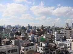 屋上からの景色(2007-07-15,共用部,OTHER,9F)