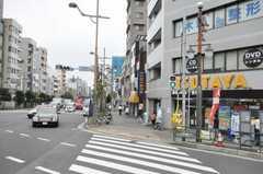 東京メトロ東西線木場駅前の様子。(2009-09-08,共用部,ENVIRONMENT,1F)