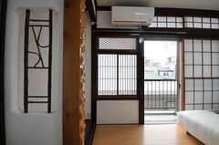 専有部の様子3。元和室の趣。(301号室)(2011-03-15,専有部,ROOM,3F)