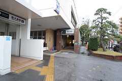 都営新宿線・西大島駅の様子。(2015-12-01,共用部,ENVIRONMENT,1F)