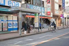 町田駅前のバス停の様子。(2020-12-18,共用部,ENVIRONMENT,1F)