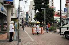 各線・町田駅の周辺の様子。(2014-06-25,共用部,ENVIRONMENT,1F)