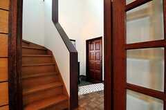 階段の様子。(2011-01-20,共用部,OTHER,1F)