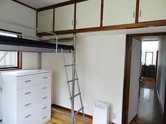 102号室の様子。 ※事業者様提供素材(2013-07-03,専有部,ROOM,1F)