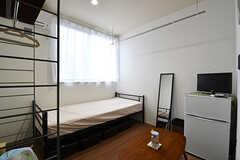 専有部の様子。モデルルームです。(101号室)(2017-03-02,専有部,ROOM,1F)