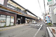 小田急小田原線・玉川学園前駅の様子。(2017-03-02,共用部,ENVIRONMENT,1F)