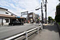小田急線・玉川学園前駅の様子。(2017-06-01,共用部,ENVIRONMENT,1F)