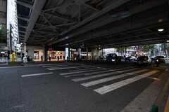 各線・中目黒駅の様子。(2016-11-02,共用部,ENVIRONMENT,1F)