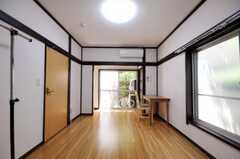 専有部の様子。(101号室)(2010-06-17,専有部,ROOM,1F)