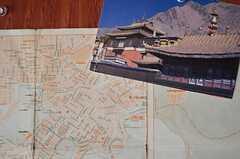 チベット寺院の写真っぽいです。(2013-03-08,周辺環境,ENTRANCE,1F)