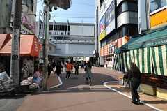 東急東横線・学芸大学駅の様子。(2013-03-08,共用部,ENVIRONMENT,1F)