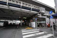 各線・中目黒駅の様子。(2013-08-22,共用部,ENVIRONMENT,1F)