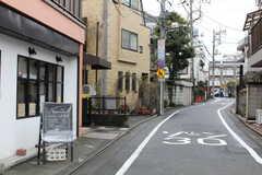 周辺は穏やかな住宅街。(2019-03-07,共用部,ENVIRONMENT,1F)