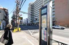 各線・目黒駅までのバスは本数も多いです。(2011-02-01,共用部,ENVIRONMENT,2F)