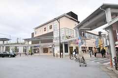 東急目黒線・武蔵小山駅の様子。(2014-05-12,共用部,ENVIRONMENT,1F)