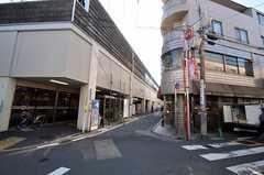 東急東横線・祐天寺駅の様子。(2010-11-24,共用部,ENVIRONMENT,1F)