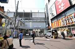 東急東横線・学芸大学駅の様子。(2009-04-08,共用部,ENVIRONMENT,1F)
