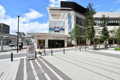 東急目黒線・武蔵小山駅の様子。(2020-09-03,共用部,ENVIRONMENT,1F)