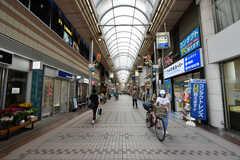武蔵小山駅前のアーケード商店街。(2020-09-03,共用部,ENVIRONMENT,1F)