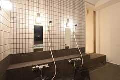 大浴場の様子3。(2016-09-01,共用部,BATH,1F)