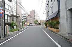 周辺は閑静な住宅街です。(2014-06-09,共用部,ENVIRONMENT,1F)
