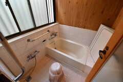 バスルームの様子。(2020-09-17,共用部,BATH,1F)