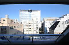 窓からの景色。(2012-11-21,共用部,OTHER,6F)