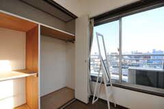 収納の様子。(704号室)(2012-11-21,専有部,ROOM,7F)