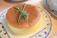 チーズケーキも美味でした。(2014-05-28,共用部,OTHER,2F)
