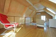 専有部の様子3。明るい空間です。(301号室)(2013-02-28,専有部,ROOM,3F)