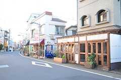 駅より物件までの道にある商店街の様子。 ※事業者様提供素材(2014-01-13,共用部,ENVIRONMENT,1F)