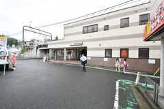 京王井の頭線・駒場東大前駅の様子。(2017-06-28,共用部,ENVIRONMENT,1F)