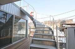 階段の様子。(2014-03-25,共用部,OTHER,2F)