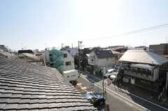 窓からの景色。(301号室)(2014-03-25,専有部,ROOM,3F)