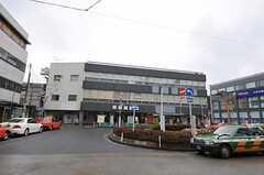 東急東横線・祐天寺駅の様子。(2011-03-22,共用部,ENVIRONMENT,1F)