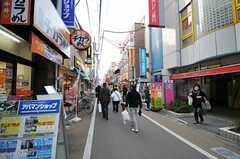 東急東横線・学芸大学駅も徒歩圏内。(2014-02-03,共用部,ENVIRONMENT,1F)