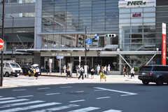 各線・目黒駅の様子。(2018-07-20,共用部,ENVIRONMENT,1F)