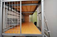 専有部の様子2。(203号室)(2009-02-19,専有部,ROOM,2F)