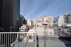 屋上からの景色。(2009-02-19,共用部,OTHER,5F)